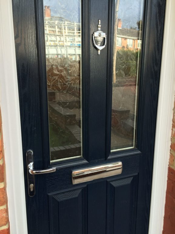 Composite door blue (1) 2